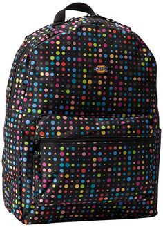 Amazon.com | Dickies Student Backpack (Indigo Overprint) | Backpacks