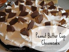 Peanut Butter Cup Cheesecake. 2 dessert recipes included on each Variety and Classic Comfort menu. Sign up for your She Plans Dinner menu subscription today!