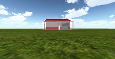 Cool 3D #marketing http://ift.tt/2j7ilsm #barn #workshop #greenhouse #garage #roofing #DIY