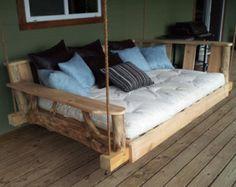 Porch Swing Bed - Full