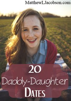 "Invest the time to communicate to her what she desperately wants to know: Daddy, am I special? ""20 Daddy-Daughter Dates {Invest the Time to Win Her Heart}"" MatthewLJacobson.com"