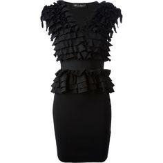 ANTONINO VALENTI 'Audrey' dress found on Polyvore | #WinterSpring #ClearWinter #style #dramatic #romantic