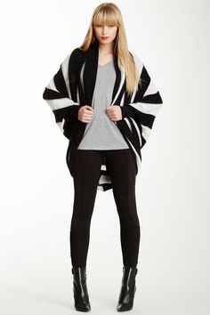 cocoon sweater stripes