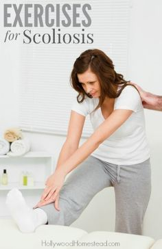 Exercises for Scoliosis - Hollywood Homestead