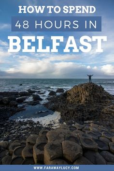 The Ultimate 48 Hour City Guide to Belfast, Northern Ireland. Find out where to stay and what to do, from Game of Thrones tours to exploring street art. Click through to read more...: