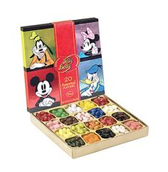Jelly Belly® Disney 20 Flavor Ultra Gift Box
