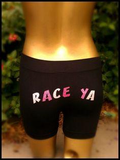 Marathon Running shorts - lol!