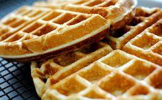 Receita de waffles sem tolerados para a fase ataque da dieta dukan.