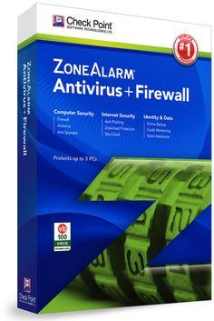 ZoneAlarm Antivirus 2017 With License Key FREE Download