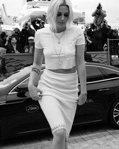 Kirsten Stewart at the Cannes film festival 2016