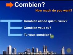 Questions in French: What, Who, When, Why, How... Part 2 - YouTube