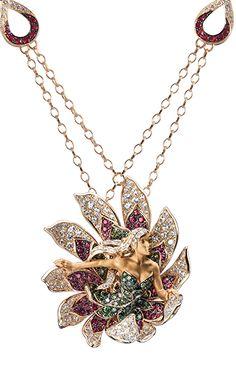 Magerit - Leyenda Collection: Necklace Eclosión
