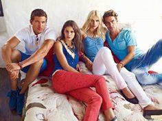Bu bahar çok renkliyiz! Rengarenk jeanler en yakın Mavi'de sizi bekliyor