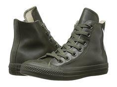 2cad1ef4523b2d Converse Chuck Taylor® All Star® Rubber Hi Pineneedle - 6pm.com Spike Shoes