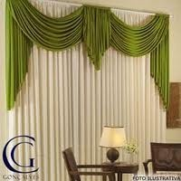 Curtains With Blinds, Window Curtains, Valances, Window Coverings, Window Treatments, Drapery Designs, Living Room Designs, Windows, Home Decor