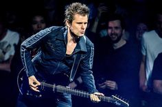 #MattBellamy MUSE_07 March 2016 - ZIGGO DOME :: AMSTERDAM, THE NETHERLANDS