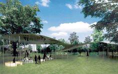 SANNA, Serpentine Pavilion