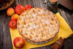 Struggling with an itchy mouth? A peach may not be beyond reach. American Cake, Fruit Pie, Food Humor, Culinary Arts, Get Healthy, No Bake Cake, Fall Recipes, Apple Pie, Love Food