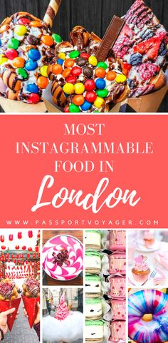 Most Instagrammable Places In London: Where To Eat - Passport Voyager