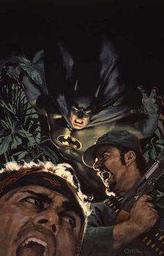 Detective Comics Annual Vol 1 10 Comic Book Characters, Comic Book Heroes, Comic Books Art, Comic Art, Book Art, Dc Comics, Batman Comics, Bob Kane, I Am Batman