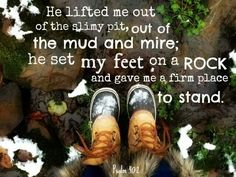 Psalm 40:2