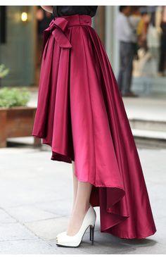 купить юбку с асимметричным подолом