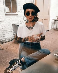 new hipster outfits Rock Outfits, Hipster Outfits, Edgy Outfits, Cute Outfits, Fashion Outfits, Fashion Trends, Hipster Clothing, 00s Fashion, Fashion Stores