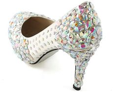 Glamourous shoes