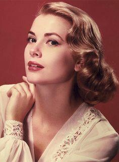 Grace Kelly, 1950s.