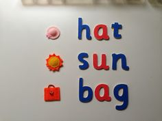 Smiling like Sunshine: DIY Montessori Large Moveable Alphabet