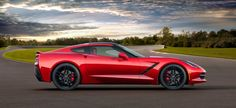 The latest and seventh generation of Chevy's Corvette and the return of the Stingray!