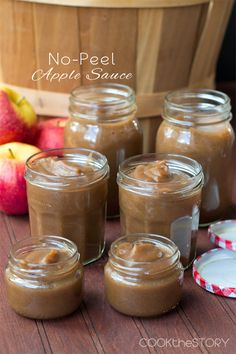Easy Applesauce Recipe: Super-Smooth and No Peeling Required