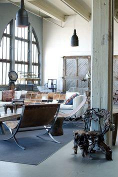 Cultured Loft --- #modern global style