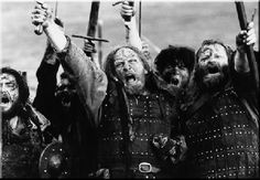 Elder Stewart and Young Hamish fighting for Scotland's freedom in Braveheart. Minis, Scottish Warrior, Epic Film, William Wallace, Best Cinematography, Best Director, Mel Gibson, Braveheart, Great Films
