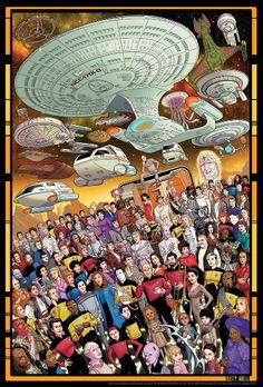 Who Is Missing From These Star Trek: TNG Anniversary Posters? – Nerd Approved – News For Nerds Star Trek Humor, Star Trek Rpg, Star Wars, Star Trek Ships, Uss Enterprise, Stargate, Science Fiction, Deep Space Nine, Star Trek Posters