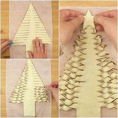 karácsonyfa beigli