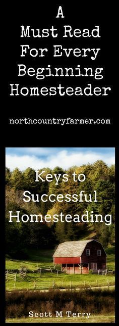 Learn how to be a successful homesteader! This is the stuff nobody talks about...