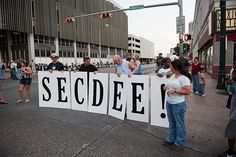 """I Heart Chaos — Oklahoma protesters threaten to """"secdee"""" if Cosmos isn't cancelled"""