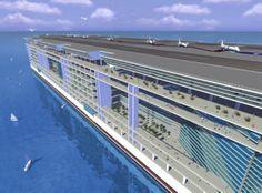 """""""Freedom Ship"""", la ciudad flotante"""
