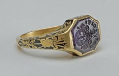 Signet ring, Hungry, mid 17th century