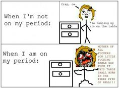 Period humor #PMS