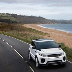 """Taking a look at the 2016 Land Rover Range Rover Evoque."""