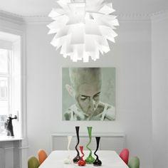 Norm 69 lamp, S - Pendants - Lighting - Finnish Design Shop Design Shop, Luxury Interior Design, Interior Ideas, Norman Copenhagen, Copenhagen Design, Suspension Design, Luminaire Design, Decoration Design, Scandinavian Home