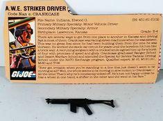 1984 Mutt Dog Great Shape Vintage Weapon//Accessory GI Joe