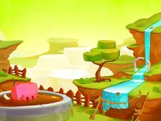 Game menu by Firrka.deviantart.com on @deviantART