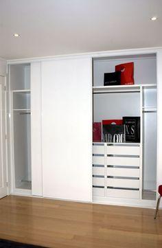 Built-In-Robes - Sliding Doors