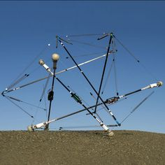 NASAs new robot is designed to bounce and roll across rough terrain   News: NASA is developing robots made from a tensile system of interlocking rods and cables that can transform from flat components into a ball shape then tense and flex to roll around the surface of planets.