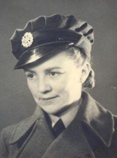 Dolores Prchalová, née Šperková (1915-1990).