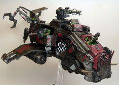 Looted Stormraven - Orks - 40k