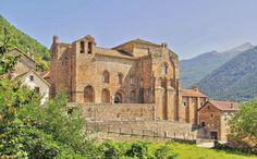 Monasterio de San Pedro de Siresa - Valle de Hecho, el origen del Reino de Aragón